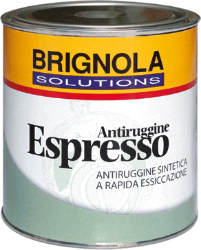 Espresso Antiruggine