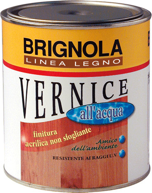 Vernice all'acqua