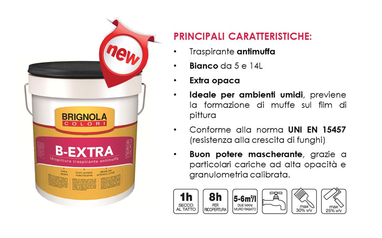 B-EXTRA_Principali_caratteristiche