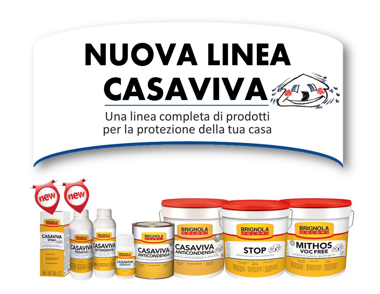 Nuova Linea Casaviva
