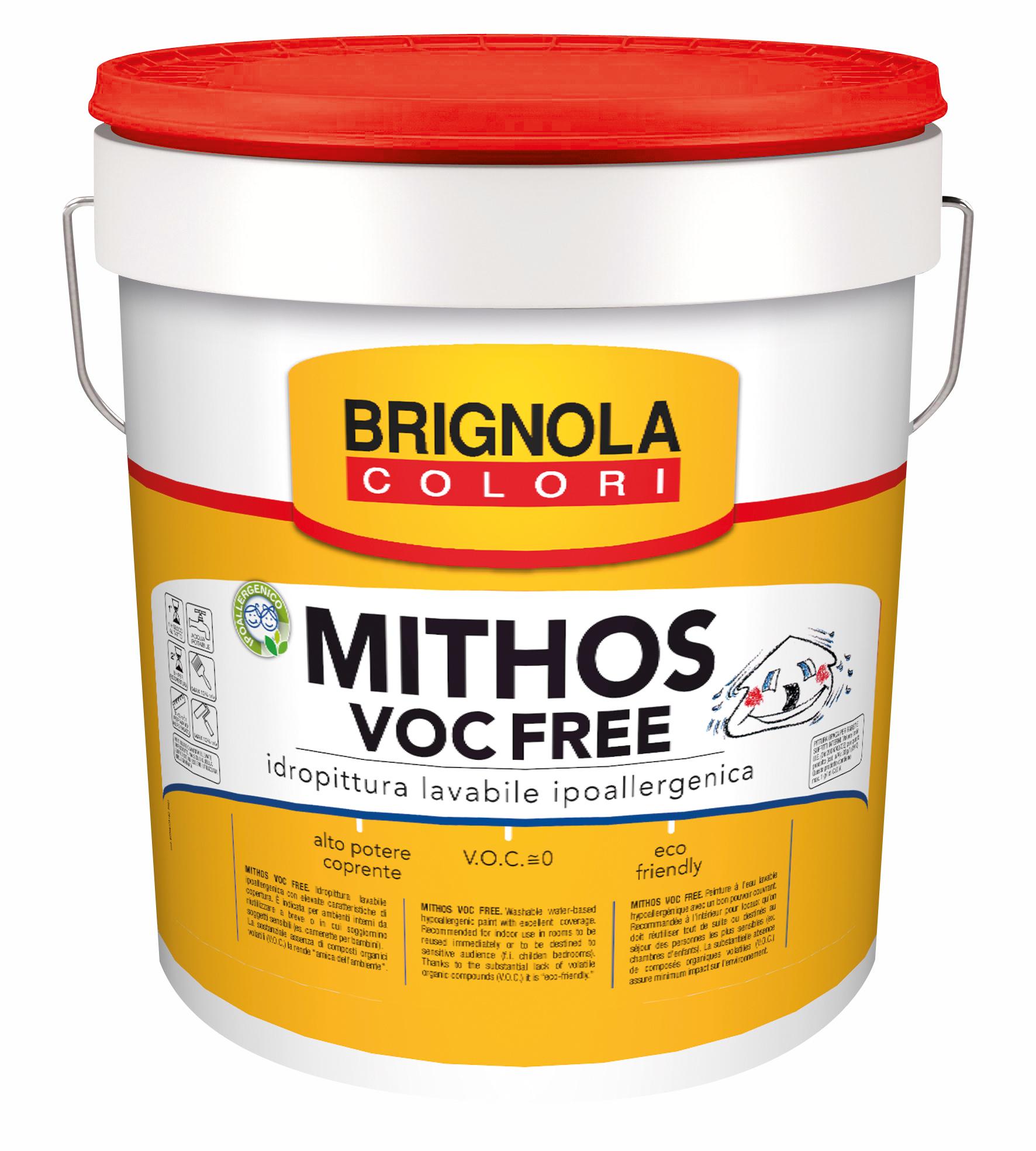 Mithos VOC free